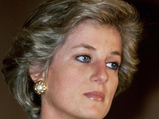 Regrets … Diana has a few. Picture: Tim Graham/Getty Images