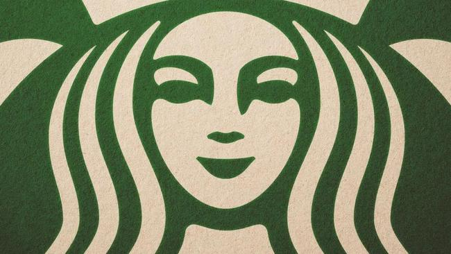 Have a look at this logo and see if you notice what's wrong. Image: Starbucks