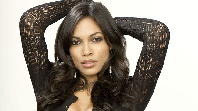 Rosario Dawson Gets Naked In New Movie Trance  Daily Telegraph-8709