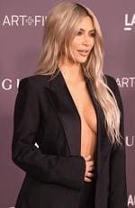 Kim Kardashian attends the 2017 LACMA Art + Film Gala Honoring Mark Bradford And George Lucas at LACMA on November 4, 2017 in Los Angeles, California. Picture: Kevin Winter/Getty Images