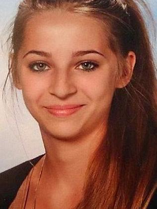 Austrian teenager Samra Kesinovic.