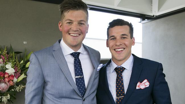 Happy chaps.