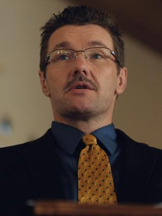 Joel Edgerton in Boy Erased.