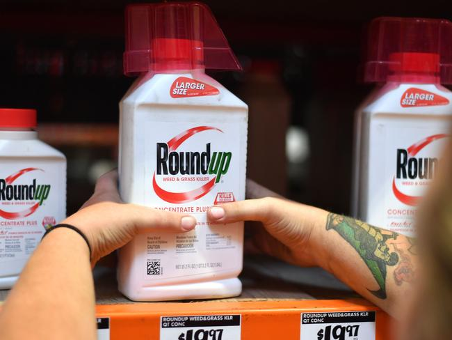 The chemical is the subject of a number of lawsuits. Picture: Josh Edelson/AFP