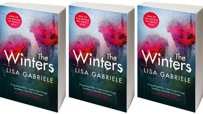 'The Winters' by Lisa Gabriele, published on 15 October 2018 by Penguin Random House, RRP $32.99