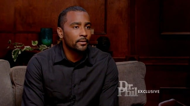 Nick Gordon sits down with Dr. Phil in 2016 (Dr. Phil)