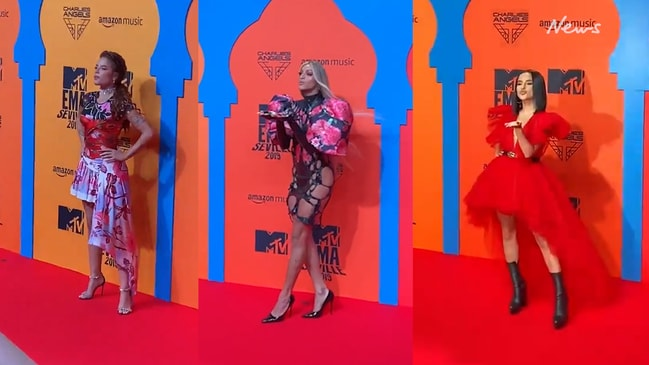 Best and worst of the MTV EMAs 2019 red carpet