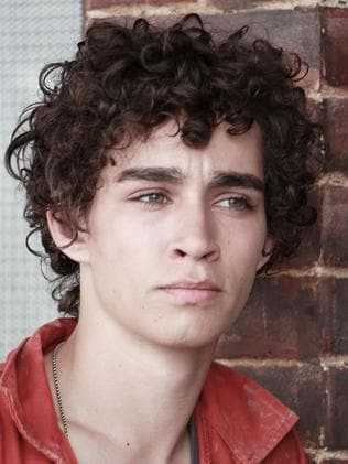 Young Irish actor Robert Sheehan, from cult TV series  <i>Misfits</i>, is the import in the cast. Supplied: ABC.