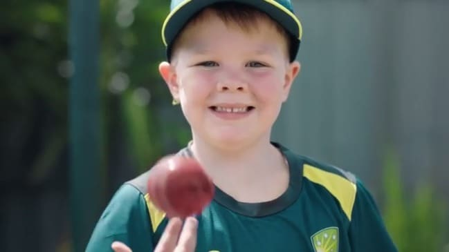 Archie's Make a Wish cricket dream