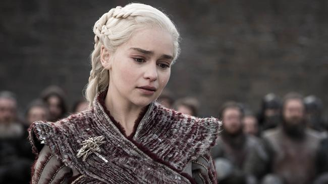The House of Dragons will tell the story of Daenerys' ancestors. Picture: Helen Sloan/HBO