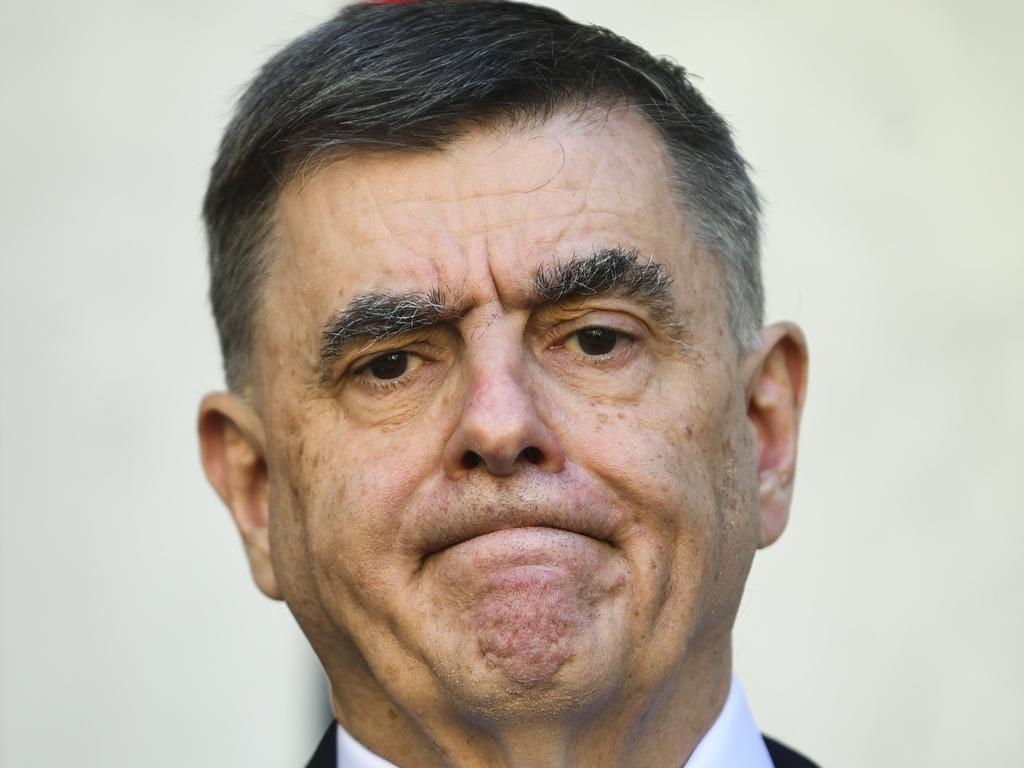 Australia's Chief Medical Officer Professor Brendan Murphy. Picture: AAP