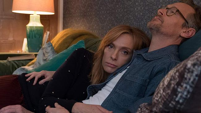 Toni Collette in Wanderlust. Picture: Supplied