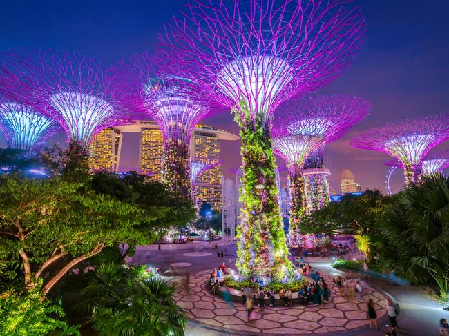 You can fly to Singapore for less than most domestic flights.