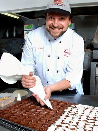 Igor Van Gerwen established the chocolate paradise, House of Anvers.