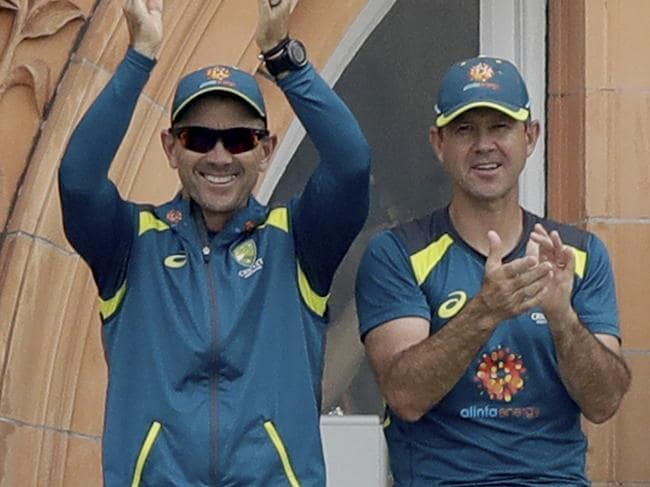 Ponting could be seen as the power behind the power.