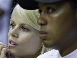 NFL star is Tiger's ex's baby daddy
