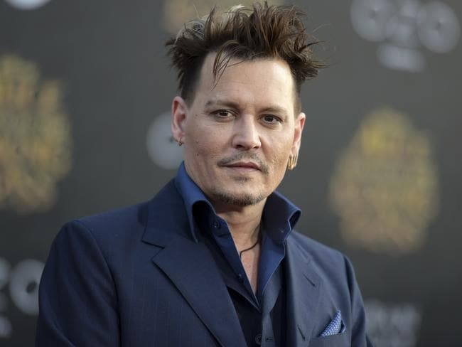 Once one of Hollywood's most bankable actors, Depp is now plagued by scandal. Picture: Richard Shotwell/Invision/AP, File