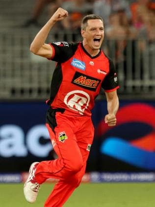Chris Tremain made a huge impact for Melbourne Renegades late in BBL08.
