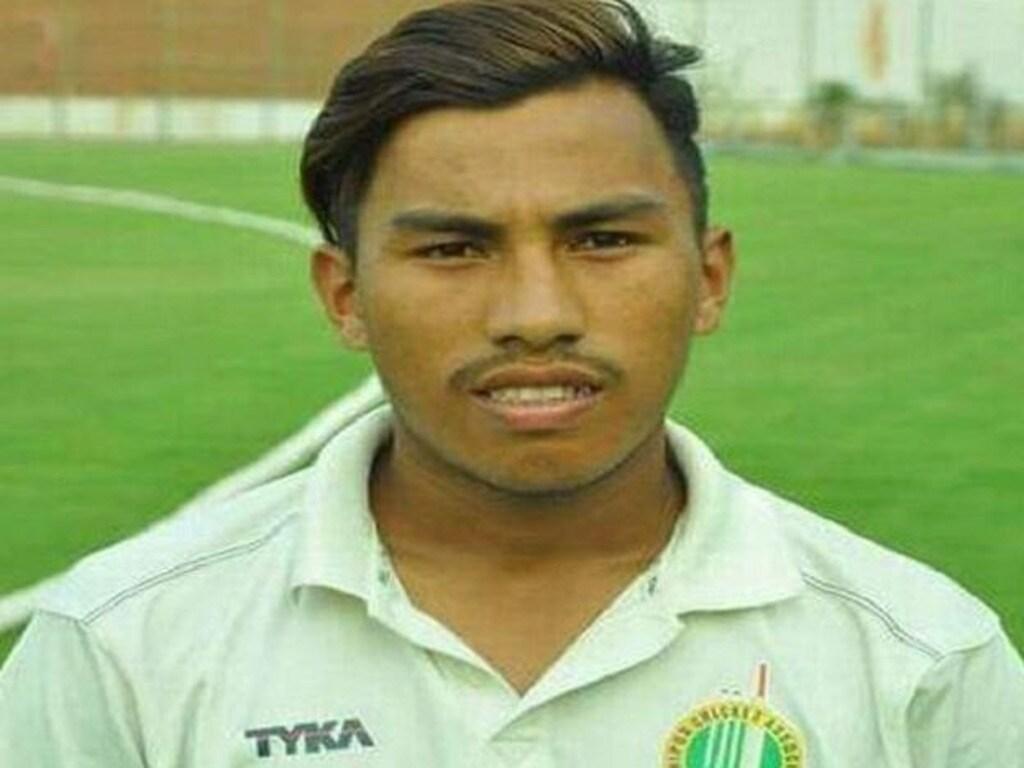 Rex Singh took 10/11 in an under-19s trophy match.