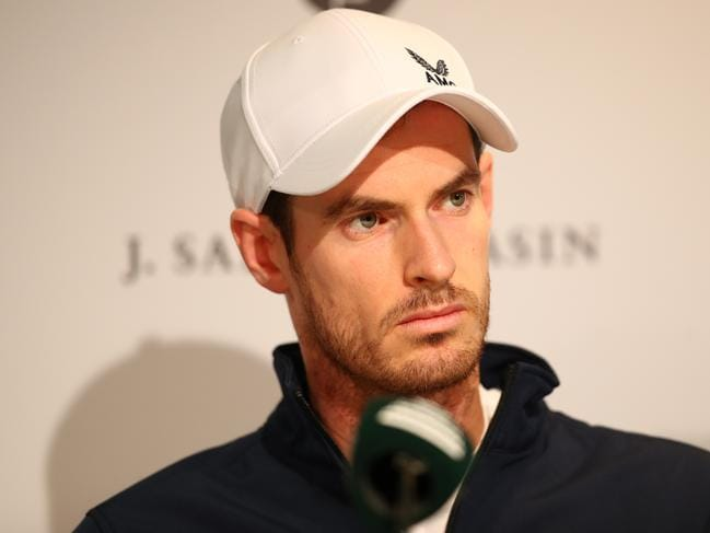 Andy Murray of Great Britain was ranked the World No. 1 in 2016.