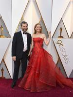 Judd Apatow and Leslie Mann. Photo: Getty
