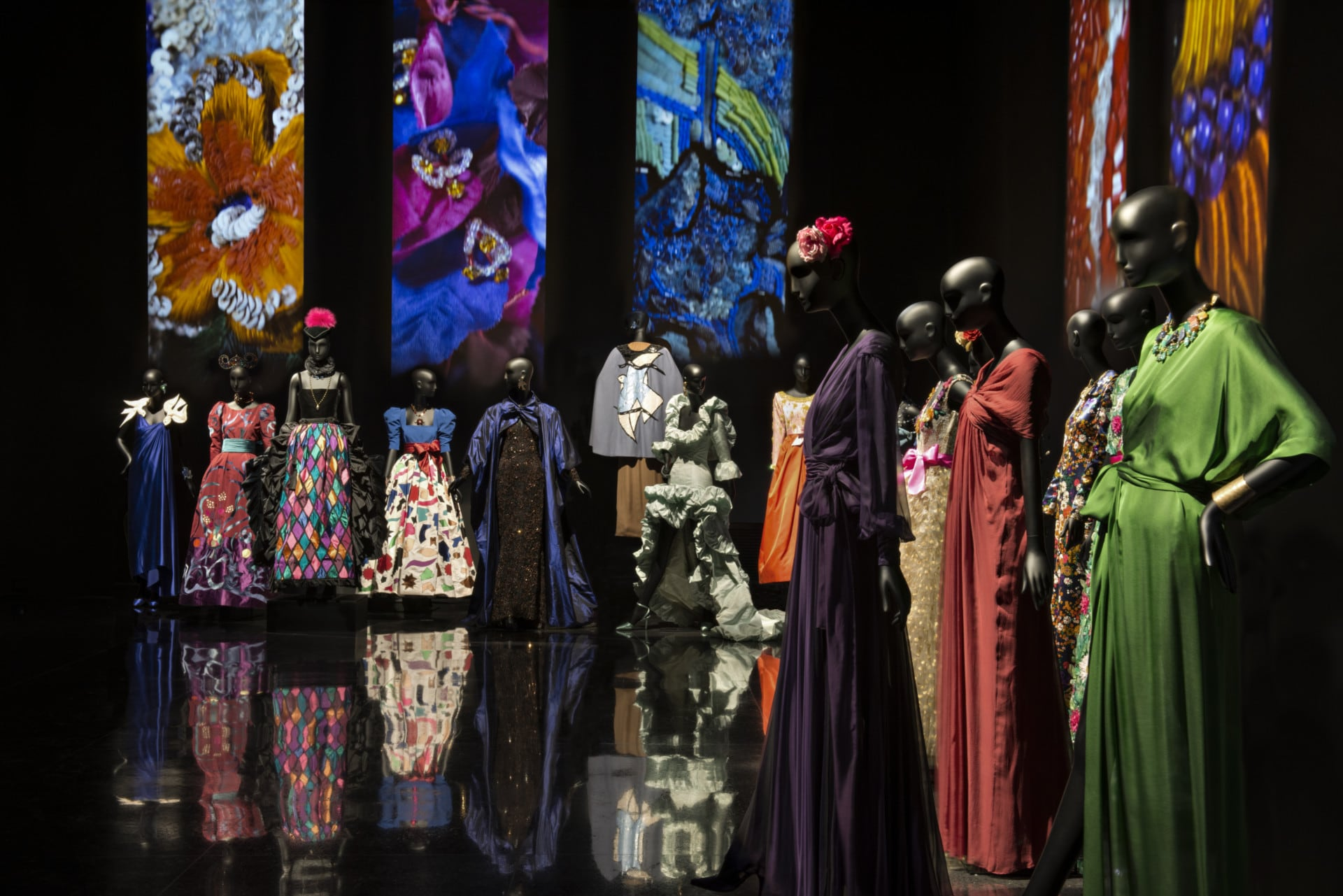 Suzy Menkes on Musée Yves Saint Laurent, Marrakesh: a life in colour