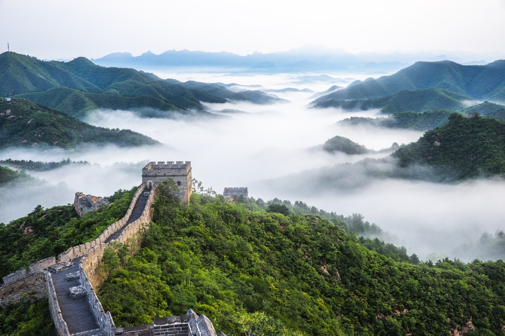 How you can win a night inside an Airbnb on the Great Wall of China