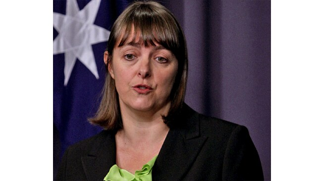 Nicola Roxon rejects claims the Government has been delaying approving medicine subsidies. Picture: Kym Smith