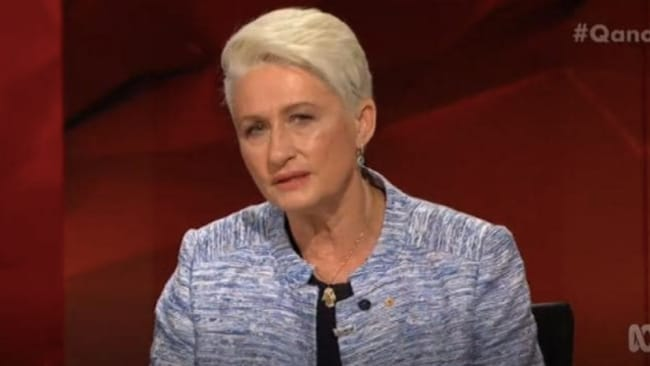Kerryn Phelps suggests opt out option for people concerned about privacy. Image: ABC Supplied.
