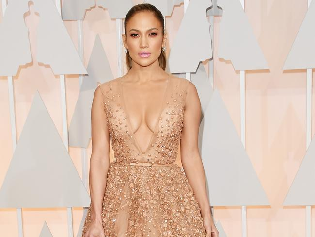 We'd get naked in a Korean spa if we looked like JLo too. Picture: Jason Merritt/Getty Images