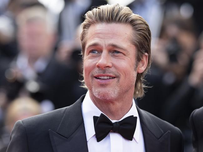 Brad Pitt in Cannes earlier this year. Picture: Getty