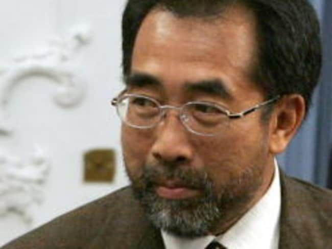 Fatal crash ... former Malaysian MP Jamaluddin Mohammed Jarjis was killed in the explosion. Picture: Behrouz Mehri/Getty Images)