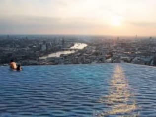 Construction on the tower could begin next year. Picture: Compass Pools Source: Supplied