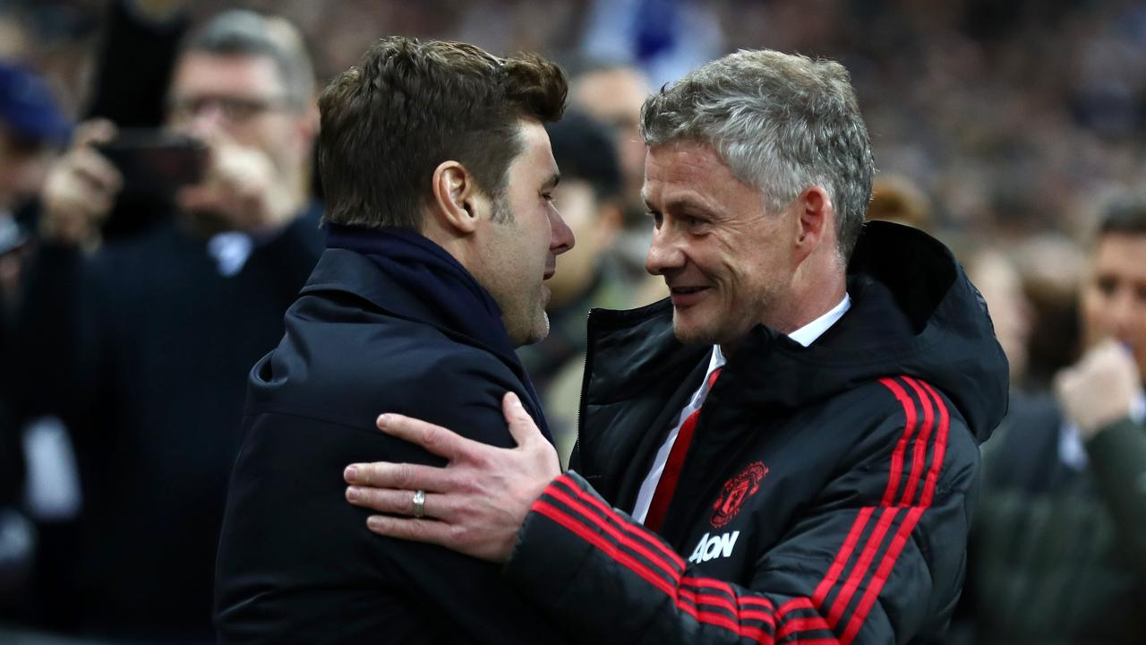 Ole Gunnar Solskjaer is not worried about Mauricio Pochettino's availability.