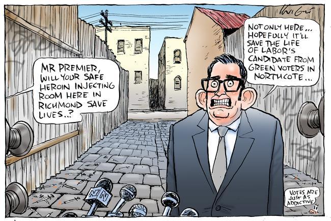 Latest Mark Knight cartoons | Herald Sun