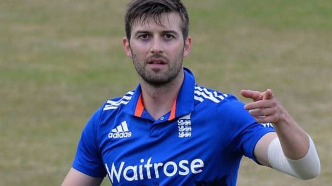 Image result for England fast bowler Mark Wood