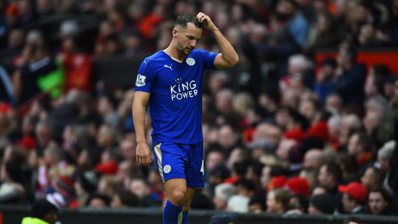 Footage has emerged of former Leicester star Danny Drinkwater headbutting a man