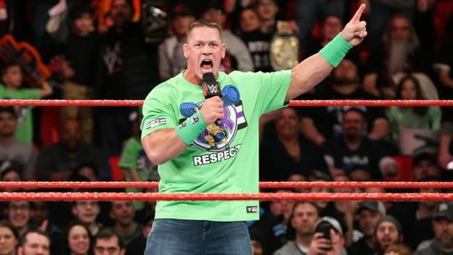 John Cena is desperate to attend WrestleMania as more than just a fan.