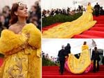 Rihanna attends the Met Gala 2015 'China Through The Looking Glass'. Picture: Getty