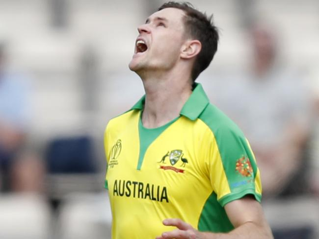 Australia's Jason Behrendorff could make the XI against Pakistan.
