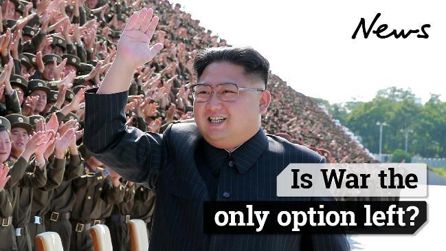 Is war the only option we have with North Korea?