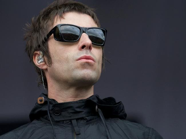 Liam Gallagher. Picture: AFP