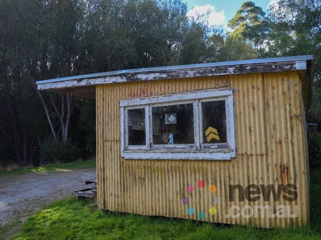 A view of the clubrooms at Bruce Rifle Club. Picture: Joe Allison/news.com.au