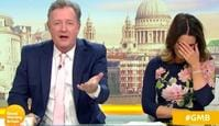 Pier Morgan has been labelled racist. Picture: Good Morning Britain