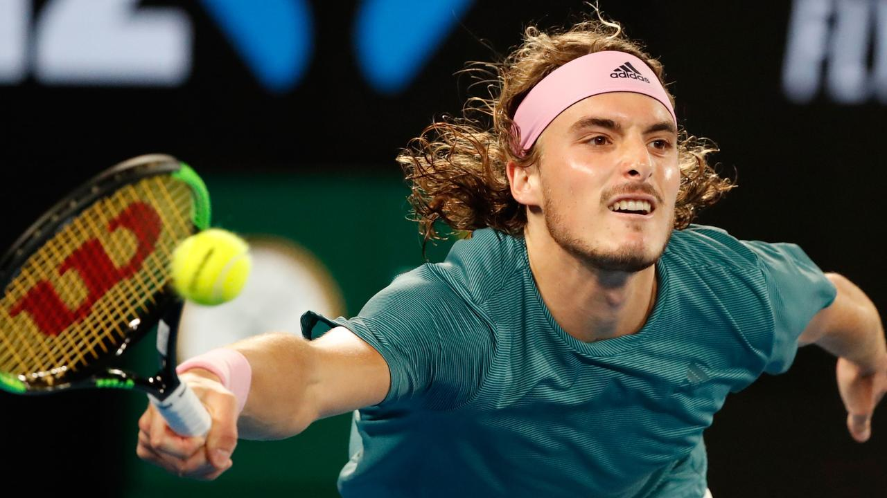 Changing Of The Guard As Roger Federer Ousted By Tsitsipas