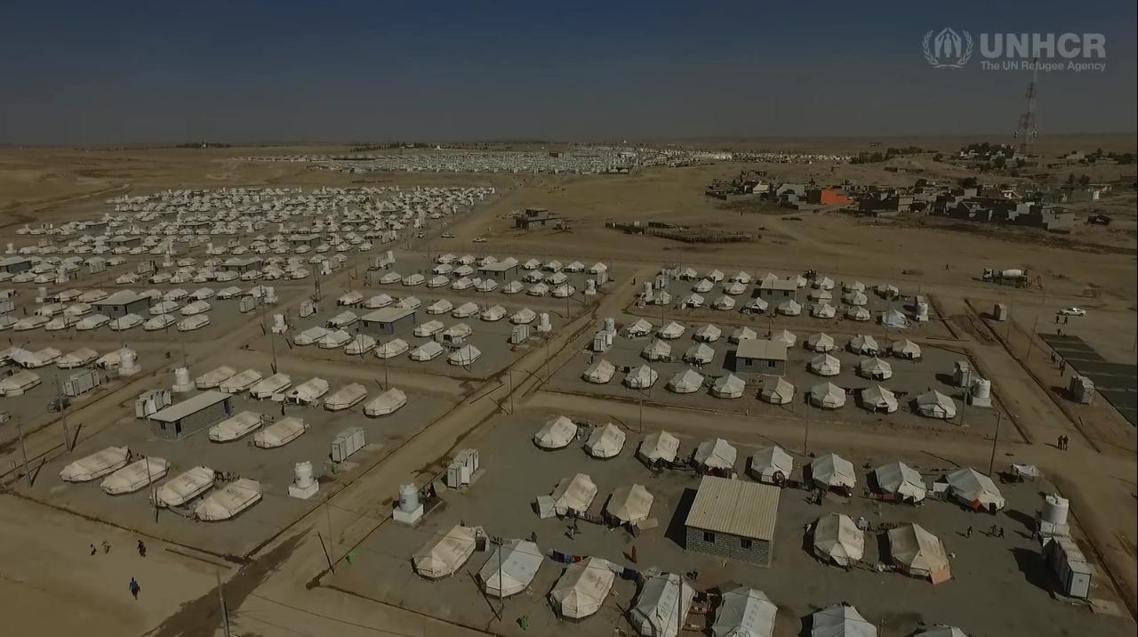 IRAQ: Thousands of Civilians Expected to Flee Mosul for Iraqi Refugee Camps October 01