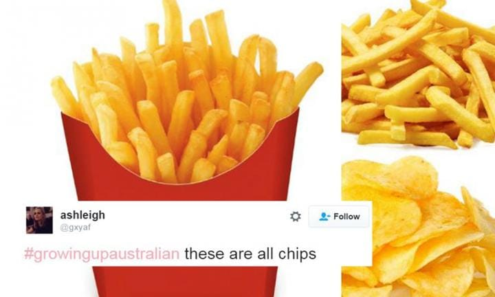 What even are 'crisps'?