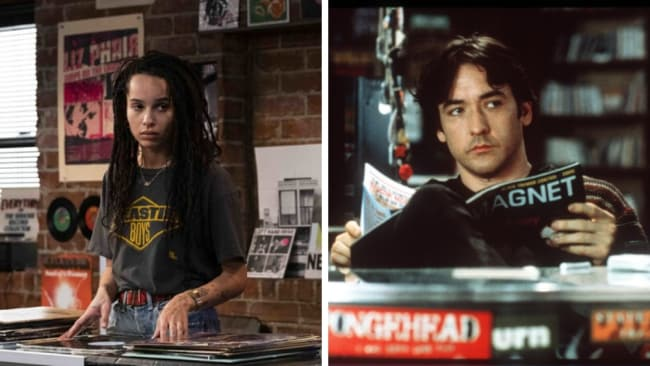 Zoe Kravitz will be Rob in the latest adaptation of High Fidelity. Image: Hulu/Supplied