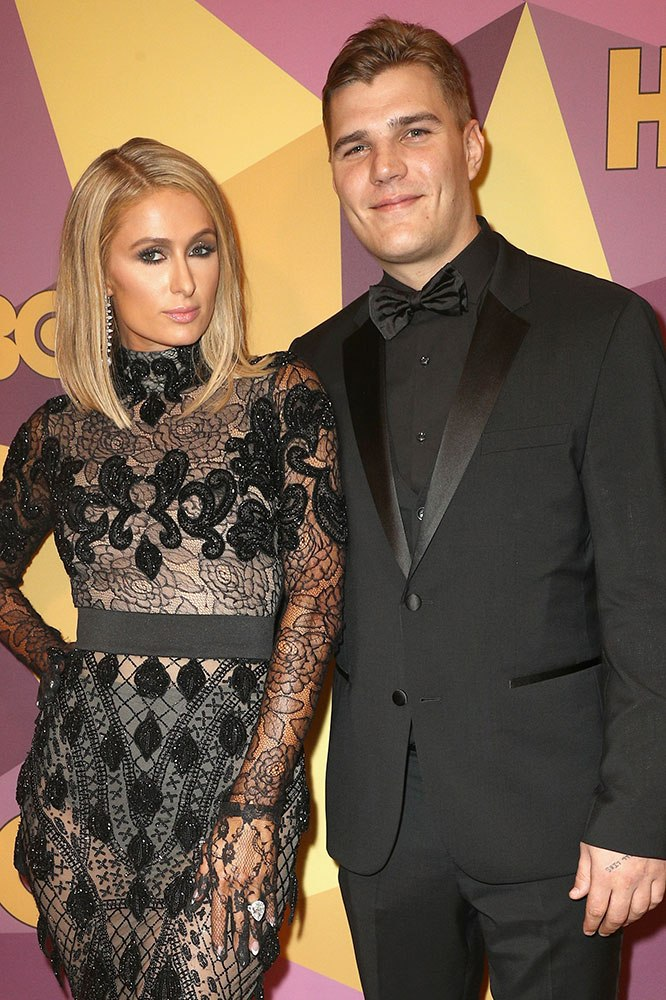 "Paris Hilton opens up about her broken engagement: ""I'm just focusing on myself"""