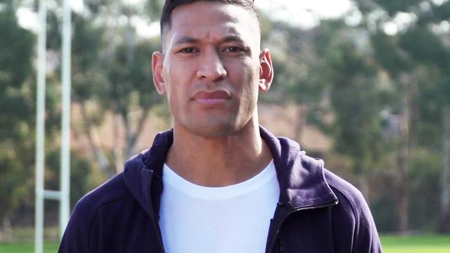 Folau has asked the public to help fund his legal costs.